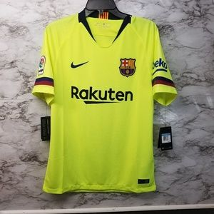 Nike FC Barcelona Away Jersey Mens 90$ 2018 New